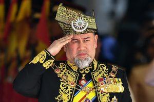 Malaizijos karalius atsisakė sosto