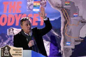 Dakaras 2017: Argentina, Bolivija ir Paragvajus