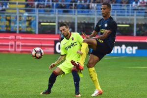 """Milano """"Inter"""" pakilo į trečią vietą"""
