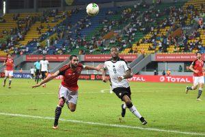 Afrikos čempionato D grupėje triumfavo Egipto futbolininkai