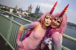 Vokietijoje leis tuoktis tos pačios lyties asmenims