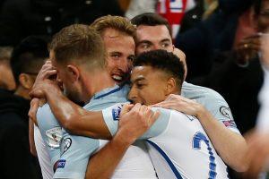 Anglija ir Vokietija pateko į pasaulio futbolo čempionatą