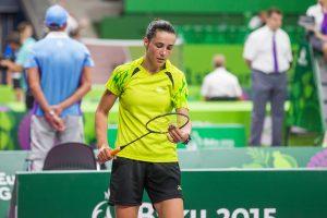 A. Stapušaitytė neteko galimybės startuoti Rio