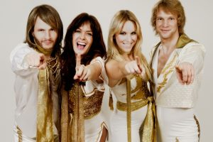 Naujųjų metų sutikimas Palangoje su geriausiomis ABBA dainomis