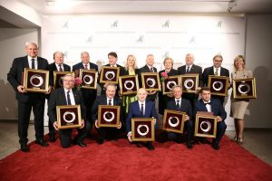 Klaipėdos savivaldybei – apdovanojimas už kultūros puoselėjimą