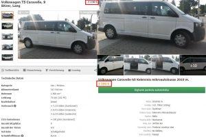 Tarp mašinų pardavėjų  – sukčiai
