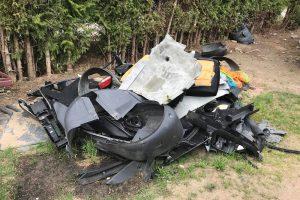 Lietuvoje daugėja automobilių plastiko atliekų
