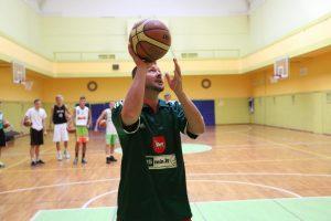 Šiaulių moterų krepšinio klubui vadovauti imasi D. Slanina