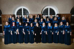 """Moterų chorui """"Dangė"""" – garbingas įvertinimas"""