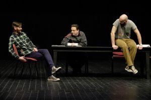 Trečiajai sezono premjerai Klaipėdos dramos teatras pasirinko farsą