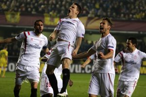 """Sevilla"" pateko į UEFA Europos lygos turnyro ketvirtfinalį"