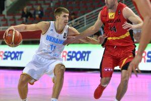 Ukrainos krepšinio rinktinė atrankos mačą gali žaisti Lietuvoje