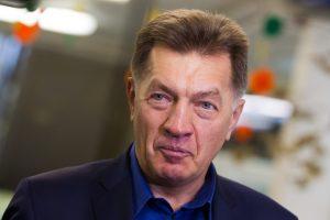 A. Butkevičius: socialdemokratai nereikalauja ketvirto ministro portfelio