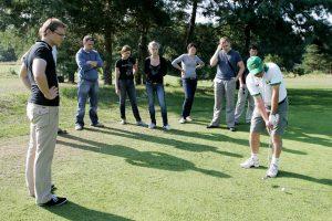 V. Gedvilas: kitais metais Europos parlamentarų golfo turnyras vyks Lietuvoje