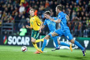 Dešimtoji V. Andriuškevičiaus komandos nesėkmė Olandijos futbolo čempionate