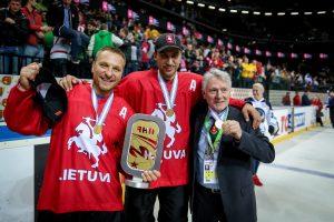 Pasaulio ledo ritulio čempionate Kaune – rekordai, pasiekimai ir tūkstančiai žmonių
