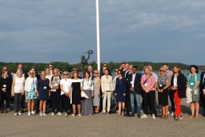 Klaipėdos uostu domisi naujos kruizinės linijos
