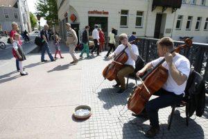 Gatvės muzikos diena Klaipėdoje