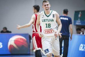 Neįtikėtiną pergalę iškovoję lietuviai – Europos čempionato pusfinalyje
