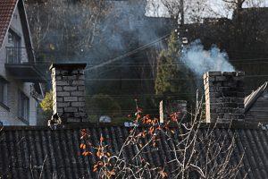 Perspėjo dėl atliekų kūrenimo: kenkia sveikatai ir sukelia gaisrus