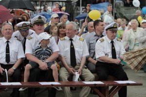 Metų jūrininko titului – 19 kandidatų