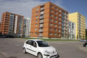 Klaipėdos naujos statybos būsto rinkoje – štilis