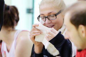 Peršalimas ir gripas vis dar kankina klaipėdiečius