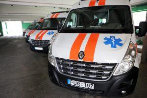 Geriausi greitosios medicinos pagalbos ekipažai varžysis pajūryje