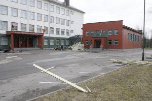 Uostamiesčio savivaldybė dėl remonto kreipsis į teismą