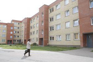 Laukiama socialinių būstų statybų starto