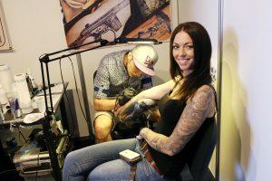 Neeilinė akcija: tatuiruotė – už gyvybę