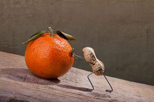 Uždrausta realizuoti daugiau kaip 60 tonų apelsinų
