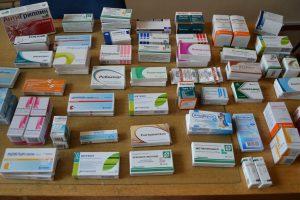 Uostamiesčio turguje – rusiškos tabletės