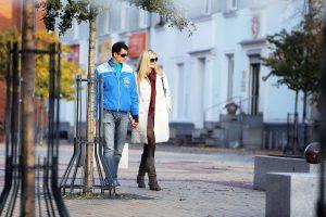 Savaitgalį Klaipėdoje – romantikos užtaisas