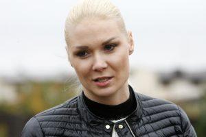 N. Bunkė: esu lietuviškoji blondinė