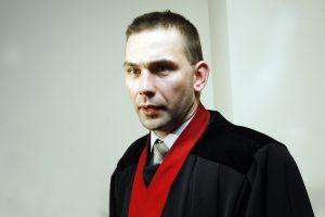 Klaipėdos apygardos prokuratūroje – netektis