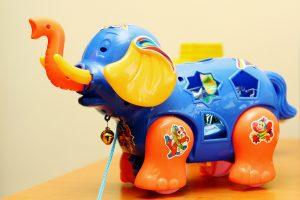 Pavojingų žaislų sąrašas netrumpėja