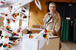A. Bilotaitė dėl nėštumo iš Seimo nesitrauks