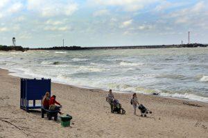 Naujo inventoriaus paplūdimiai dar nesulauks