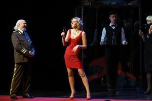 Iš scenos – į Klaipėdos dramos teatro vadus
