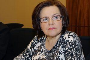 Buvusi Klaipėdos vaikų ligoninės vadovė K. Bobianskienė: neturiu ko slėpti