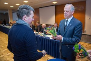 R. Kveselaitis palieka Kūno Kultūros ir sporto rėmimo fondą