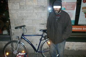 Jau siautėja dviračių vagys