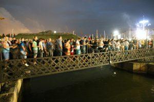Jūros šventės metu siautėjo kišenvagiai
