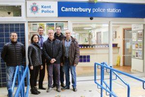 Į Jungtinę Karalystę – ieškoti nusikaltimo gijų