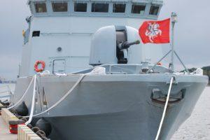 """Kariniame laive """"Aukštaitis"""" – incidentas"""
