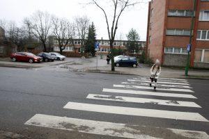 Vaikų saugumui gatvėse – pokyčiai