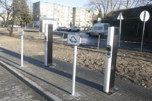 Elektromobilius Klaipėdoje kraus nemokamai