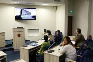 Klaipėdos miesto bibliotekai – projektuotojų pasiūlymai