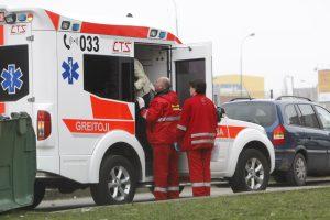 Klaipėdoje nuo petardų nukentėjo keturi žmonės